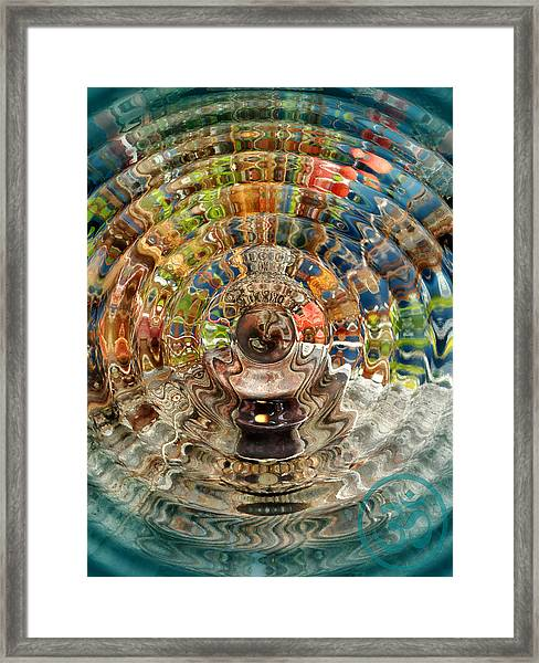 Zenergy  Framed Print