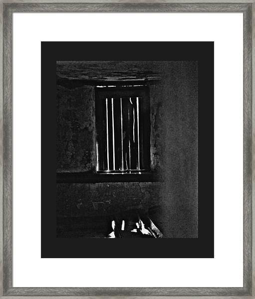 Window 3776 Framed Print