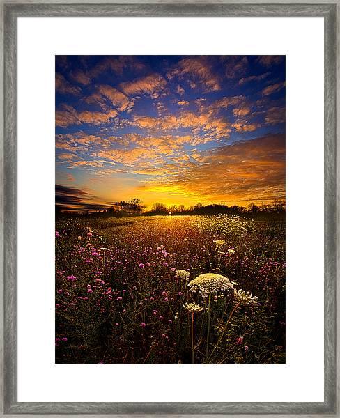 Windsong Framed Print