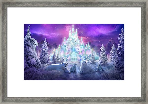 Winter Wonderland Framed Print by Philip Straub