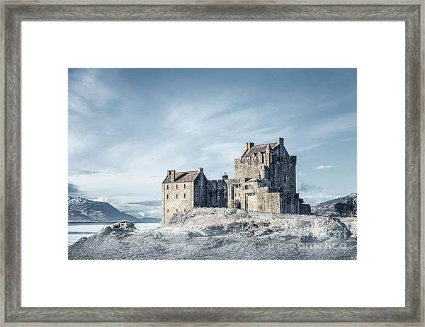 Wintertale Framed Print