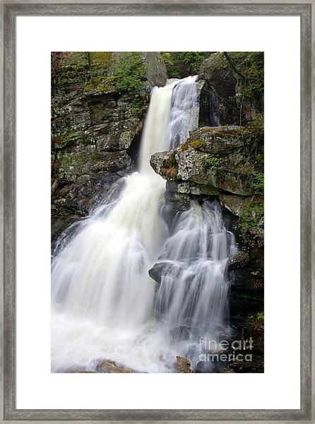 Whisper In My Ear Framed Print
