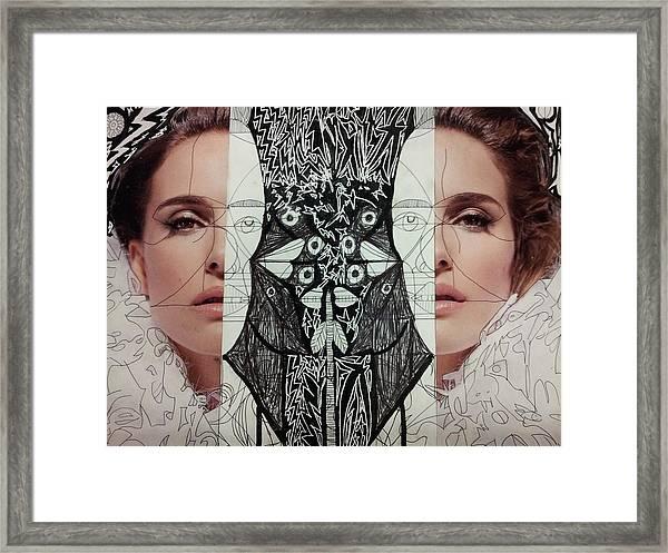 Woman 6 Framed Print
