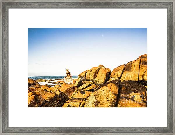 Wonderful West Coast Tasmania Framed Print