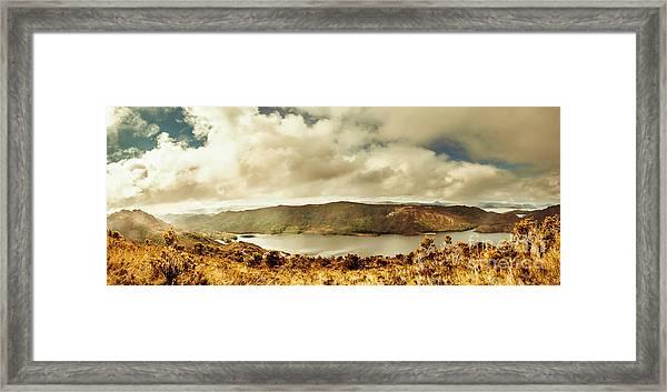 Wondrous Australia Wilderness  Framed Print