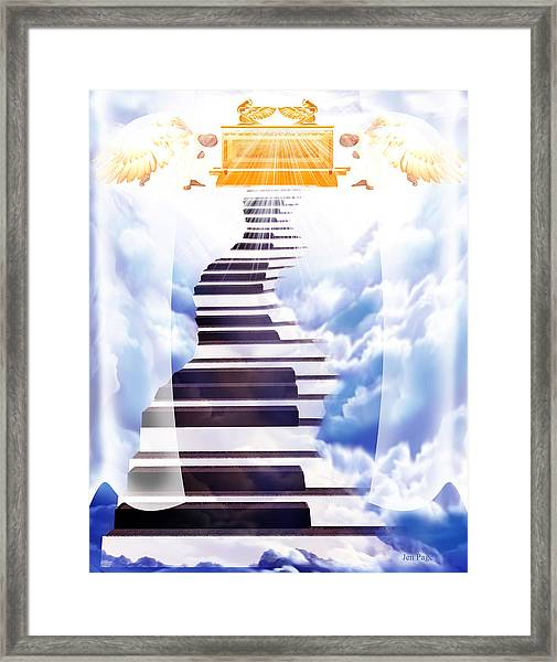 Worship Encounter Framed Print