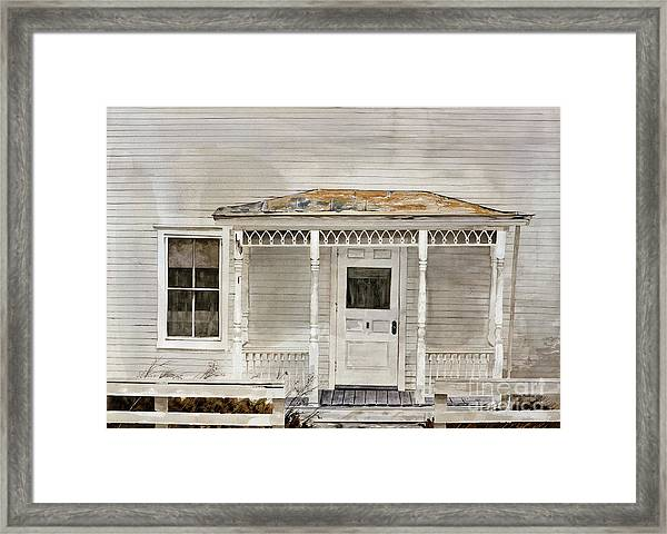 Would Mother Ann Approve Framed Print