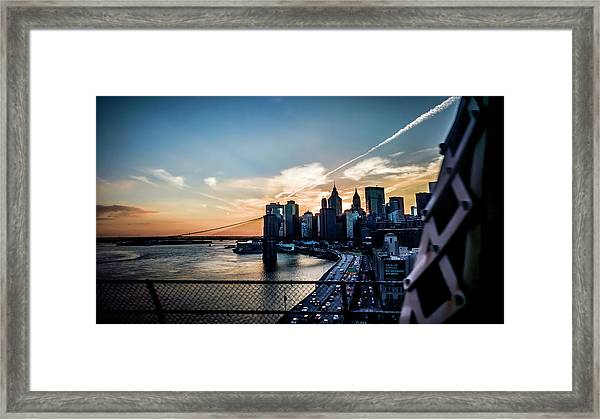 Would You Believe Framed Print