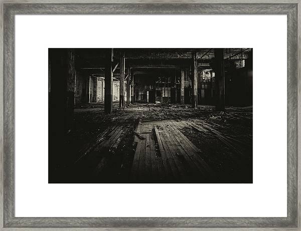 Ws 1 Framed Print