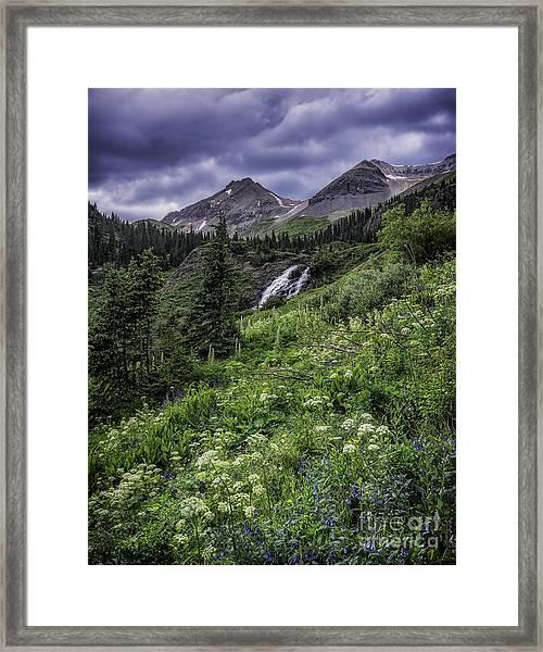 Yankee Boy Basin #1 Framed Print