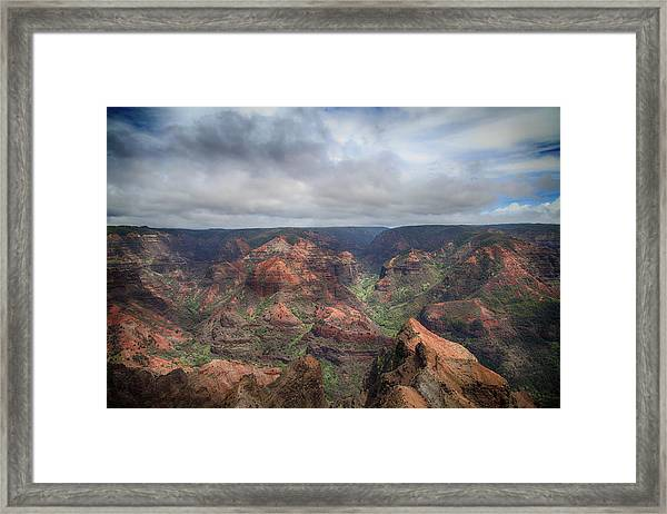 You Steal My Breath Framed Print