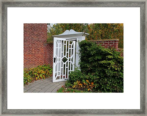 Your Next Chapter Framed Print