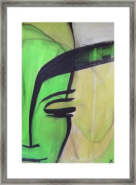 Zikr 10 Framed Print