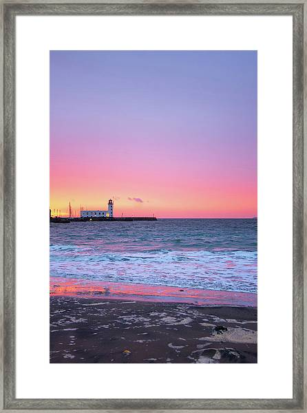 A New Day Framed Print