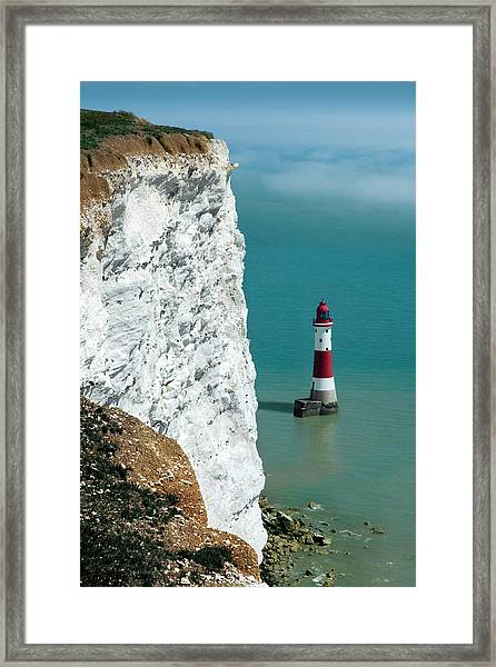 Beachy Head Framed Print