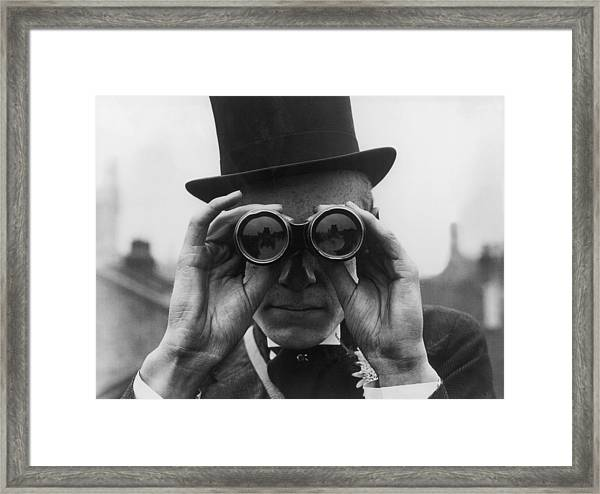 Derby Spectator Framed Print by Topical Press Agency