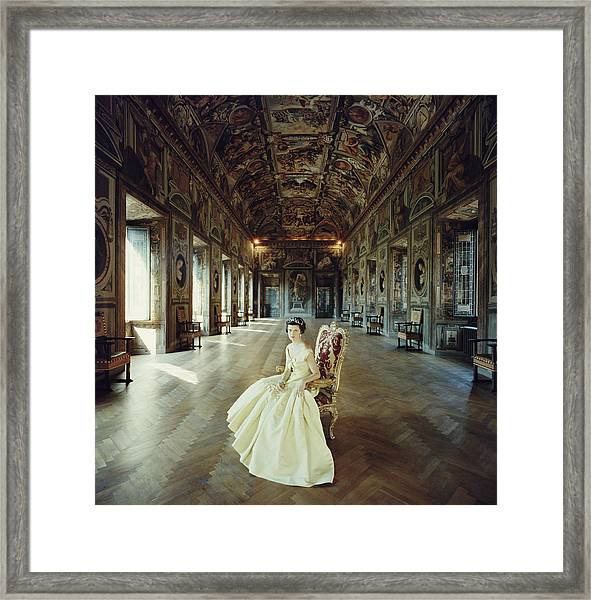 Domitilla Ruspoli Framed Print