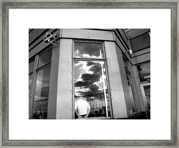 Empire State Framed Print