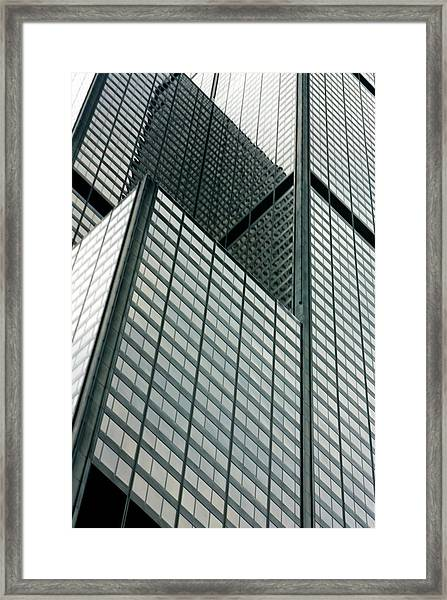 Glasshouse Framed Print by By Ken Ilio