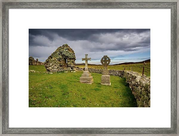 Kildonan Framed Print