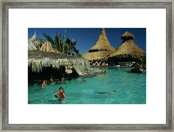 Las Hadas Framed Print
