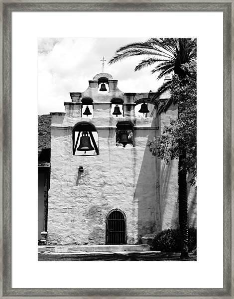 Mission San Gabriel 1771 Framed Print