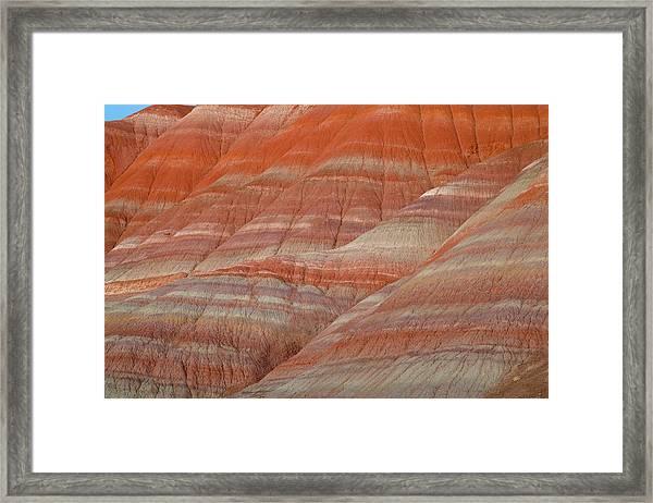 Sandstone, Grand Staircase Escalante Framed Print