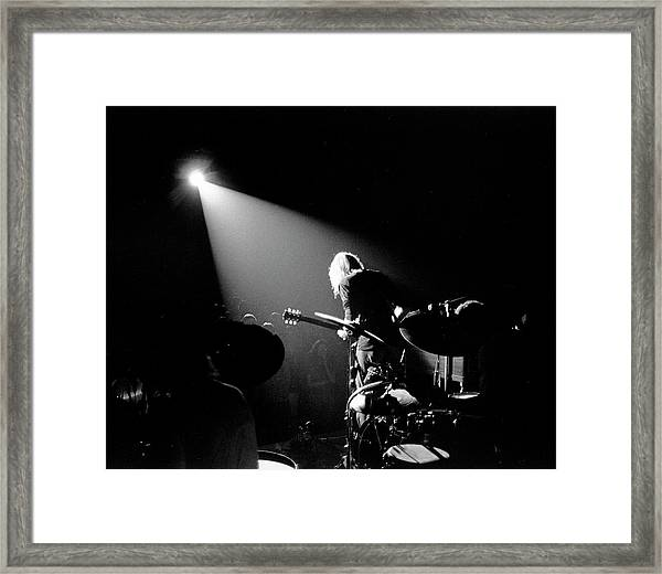 The Allman Brothers In South Carolina Framed Print