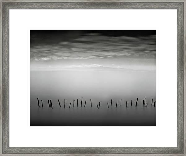 Transmigrations I Framed Print