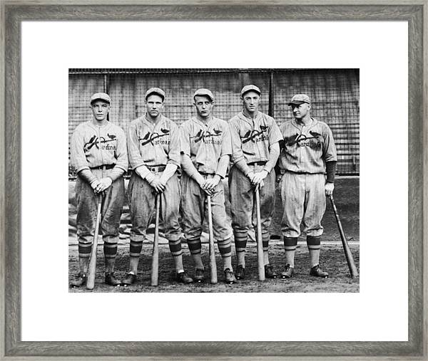 1926 St. Louis Cardinals Framed Print