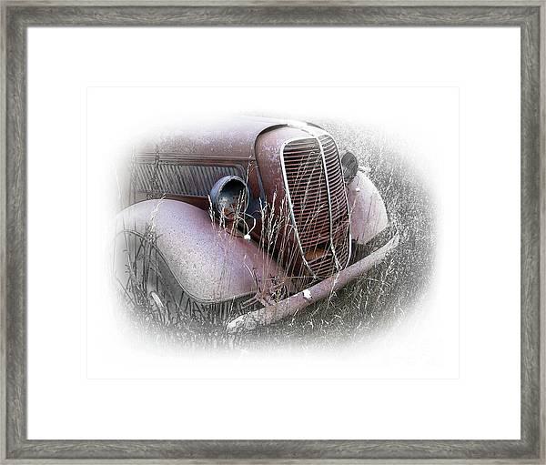 1937 Ford Pickup Framed Print
