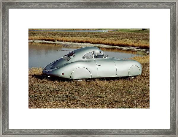 1939 Porsche 60k10 Framed Print by Car Culture