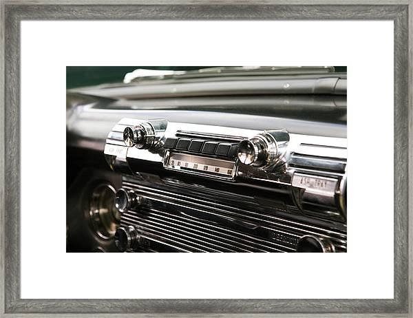 1950 Buick Estate Wagon Framed Print