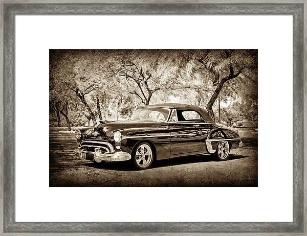 1950 Oldsmobile 88 -004s Framed Print