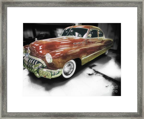 1950 Special  Framed Print by Steven Digman