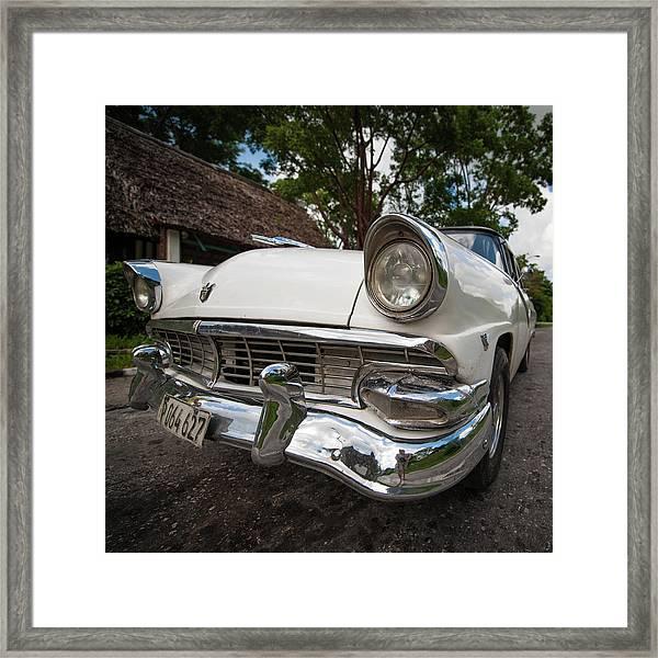 1953 Cuba Classic Framed Print