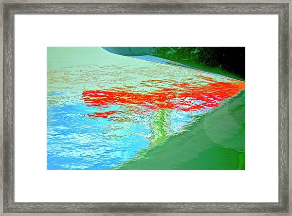 2 Framed Print by Gillis Cone