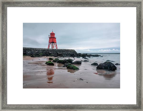 South Shields - England Framed Print