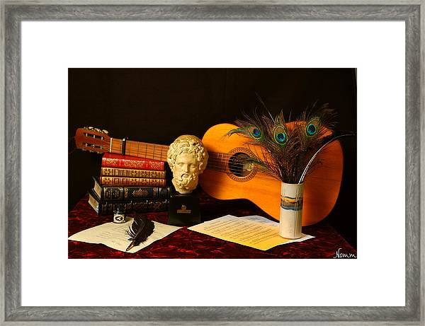 The Arts Framed Print