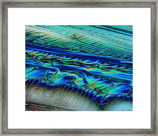 Overflowing Framed Print