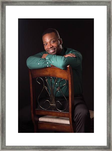 Portraits Framed Print