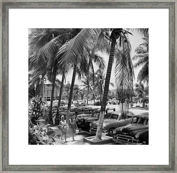 Acapulco, Mexico Framed Print
