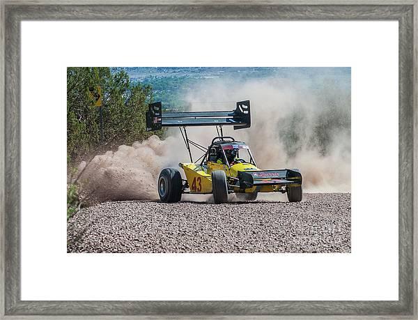 #43 Spencer Steele Framed Print