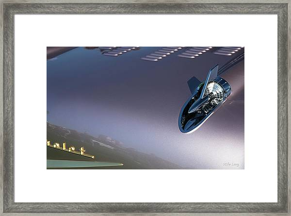 '57 Classic Framed Print