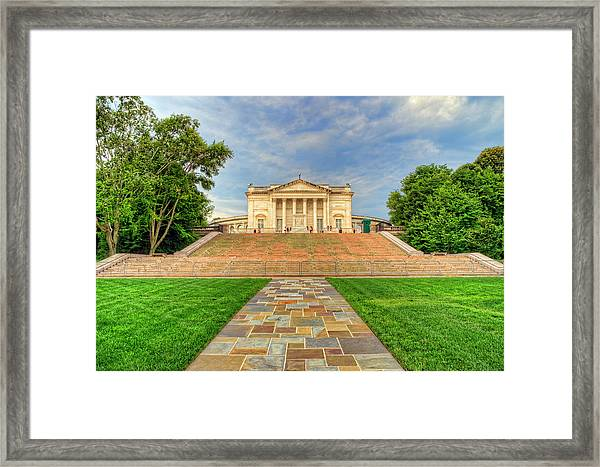 Tomb Of The Unknown Soldier Framed Print