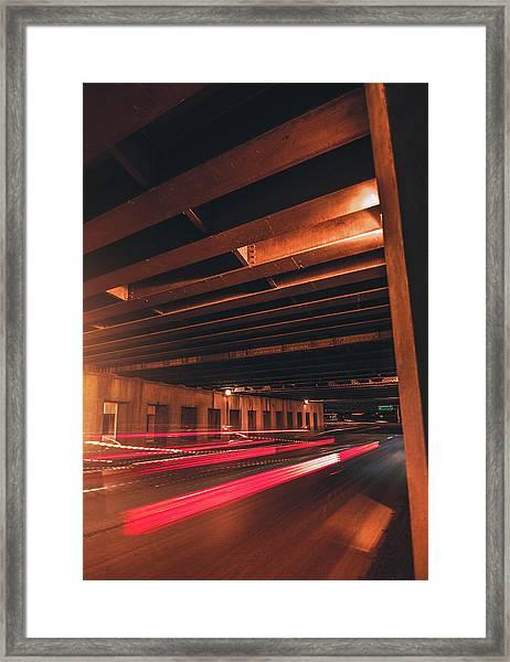 800 Milliseconds Framed Print