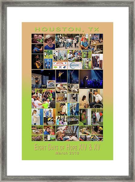 8doh1415 Framed Print