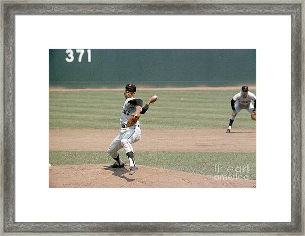 Mlb Photos Archive Framed Print