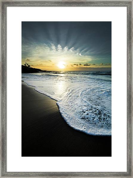 Usa, California, La Jolla Framed Print by Jaynes Gallery