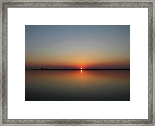 A Drop Of Sun 2 Framed Print